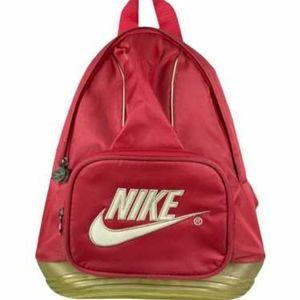 Vintage pink Nike backpack!